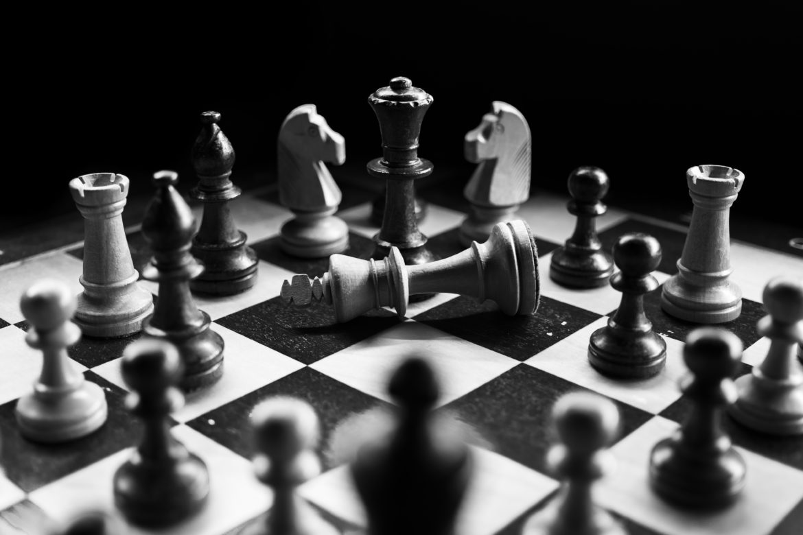Define Your Competitive Advantage: How Do You Line Up?