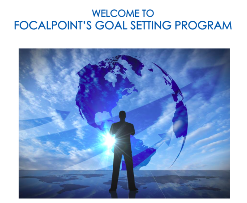 Goal Setting FocalPoint Coaching